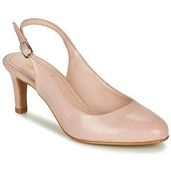Shoes Women Court shoes André POMARETTE Nude