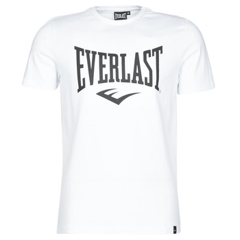 material Men short-sleeved t-shirts Everlast EVL LOUIS SS TS White