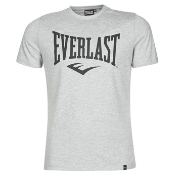 material Men short-sleeved t-shirts Everlast EVL LOUIS SS TS Grey