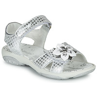 Shoes Girl Sandals Primigi 5383533 Silver