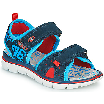 Shoes Boy Sandals Primigi  Marine / Blue / Red