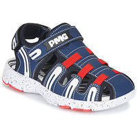 Shoes Boy Sports sandals Primigi  Marine / Red