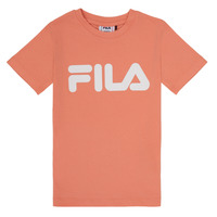 material Girl short-sleeved t-shirts Fila FELISE Pink