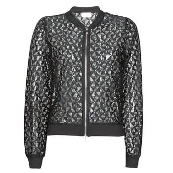 material Women Jackets / Blazers Moony Mood DANIEL Black