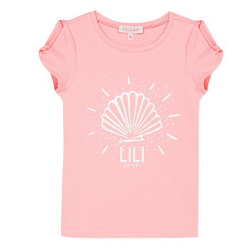 material Girl short-sleeved t-shirts Lili Gaufrette KATIA Blush