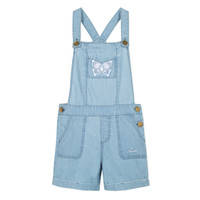 material Girl Jumpsuits / Dungarees Lili Gaufrette FATIA Blue