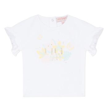 material Girl short-sleeved t-shirts Lili Gaufrette KERINI White
