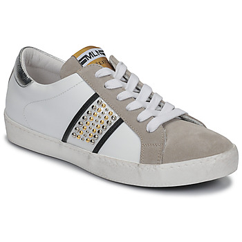 Shoes Women Low top trainers Meline GARILOU White / Beige