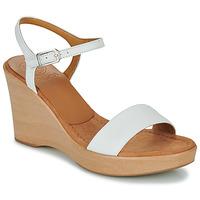 Shoes Women Sandals Unisa RITA White