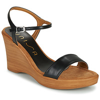 Shoes Women Sandals Unisa RITA Black