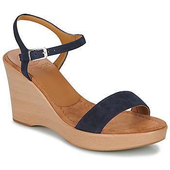 Shoes Women Sandals Unisa RITA Marine