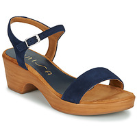 Shoes Women Sandals Unisa IRITA Marine