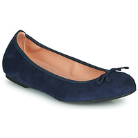 Shoes Women Ballerinas Unisa ACOR Marine
