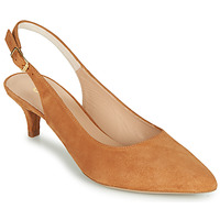 Shoes Women Court shoes Unisa JAMAL Camel