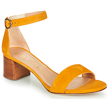 Shoes Women Sandals Unisa GELETE Yellow