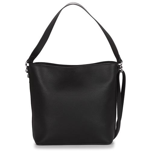 Bags Women Shoulder bags Esprit NOOS_V_HOBOSHB Black