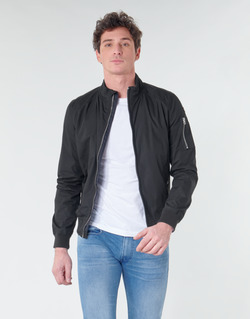 material Men Blouses Schott KENNY Black
