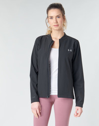 material Women Jackets / Blazers Under Armour UAROKET Black