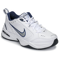 Shoes Men Low top trainers Nike AIR MONARCH IV White / Grey