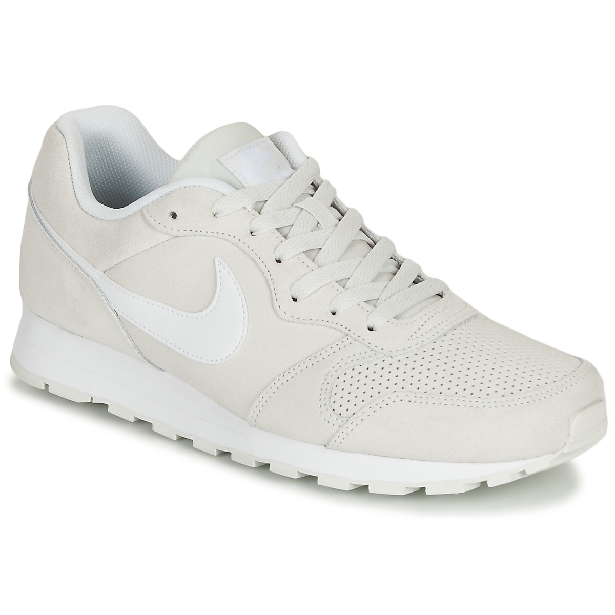 Nike MD RUNNER 2 SUEDE Grey / White