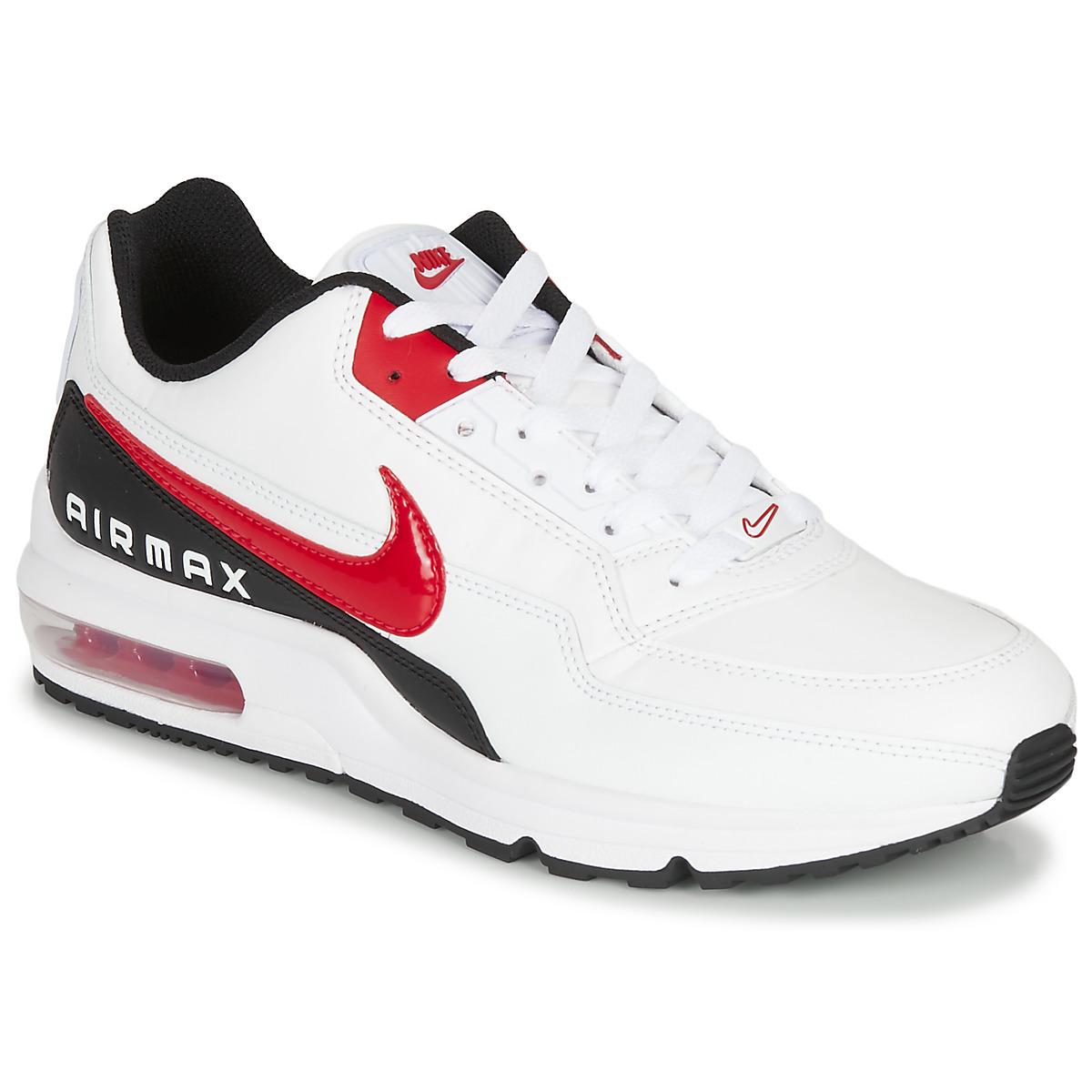 Nike AIR MAX LTD 3 White / Black / Red