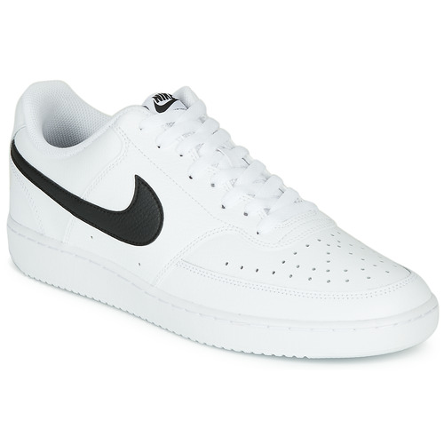 Nike COURT VISION LOW White / Black