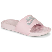 Shoes Women Sliders Nike BENASSI JUST DO IT Violet