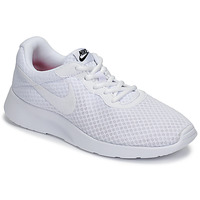 Shoes Women Low top trainers Nike TANJUN White