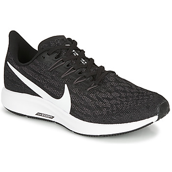 Shoes Women Running shoes Nike ZOOM PEGASUS 36 Black / White