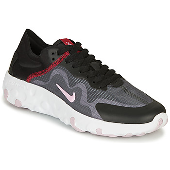 Shoes Women Low top trainers Nike RENEW LUCENT Black / White