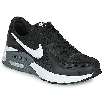 Shoes Women Low top trainers Nike AIR MAX EXCEE Black / White