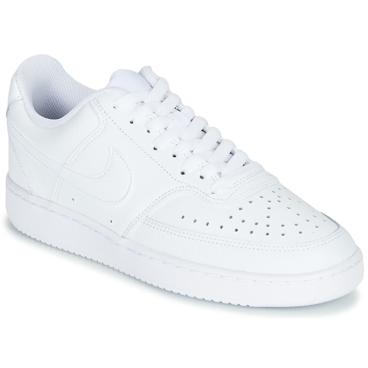 Nike COURT VISION LOW White - Fast