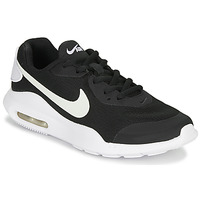 Shoes Children Low top trainers Nike AIR MAX OKETO GS Black / White