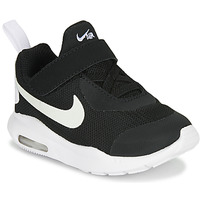 Shoes Children Low top trainers Nike AIR MAX OKETO TD Black / White