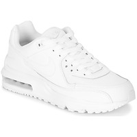 Shoes Children Low top trainers Nike AIR MAX WRIGHT GS White