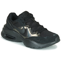 Shoes Women Low top trainers Nike AIR MAX FUSION Black