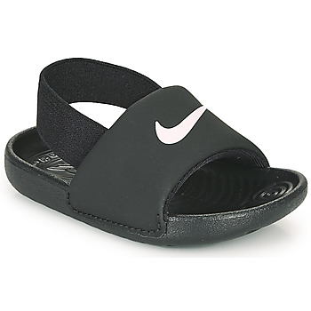 Shoes Children Sandals Nike KAWA TD Black