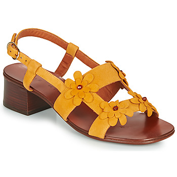 Shoes Women Sandals Chie Mihara QUESIA Yellow