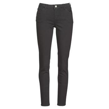 material Women 5-pocket trousers Morgan PETRA Black