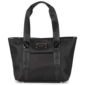 Bags Women Shopper bags Ted Lapidus TONIC Black