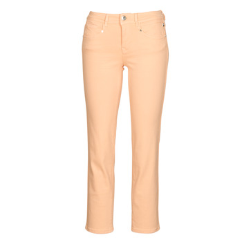 material Women 5-pocket trousers Freeman T.Porter Loreen New Magic Color Pink