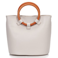 Bags Women Shoulder bags André AZELIE White