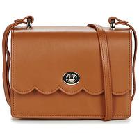Bags Women Shoulder bags André MILLA Camel