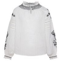 material Girl Blouses Pepe jeans RONIE White