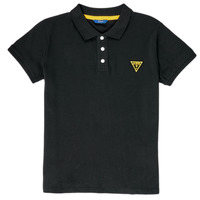 material Boy short-sleeved polo shirts Guess HADEL Black