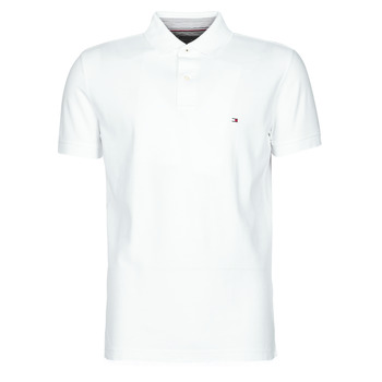 material Men short-sleeved polo shirts Tommy Hilfiger HILFIGER REGULAR POLO White