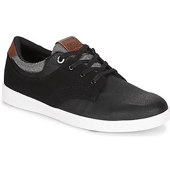 Shoes Men Low top trainers Jack & Jones SPENCER COMBO Black