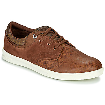 Shoes Men Low top trainers Jack & Jones SPENCER COMBO Cognac