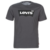 material Men short-sleeved t-shirts Levi's HOUSEMARK GRAPHIC TEE Grey