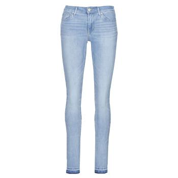 material Women Skinny jeans Levi's 711 SKINNY To / Tea